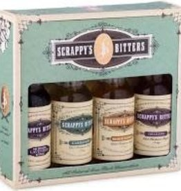 Scrappy's Scrappy's Bitters Sampler New Classics 4 pack .5 oz