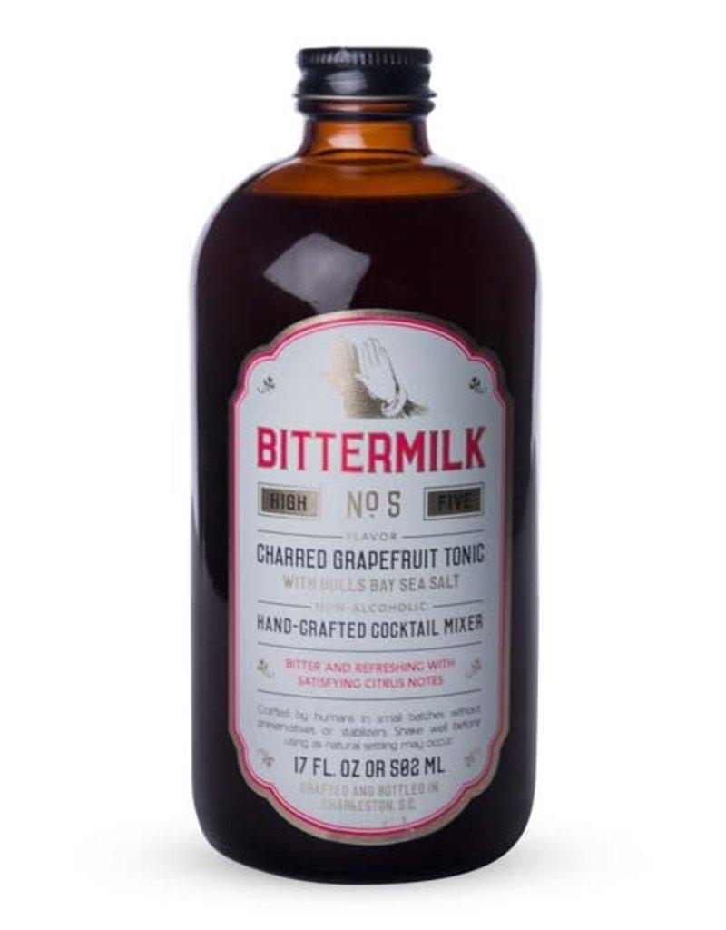 Bittermilk Bittermilk No.5 Charred Grapefruit Tonic 17 oz