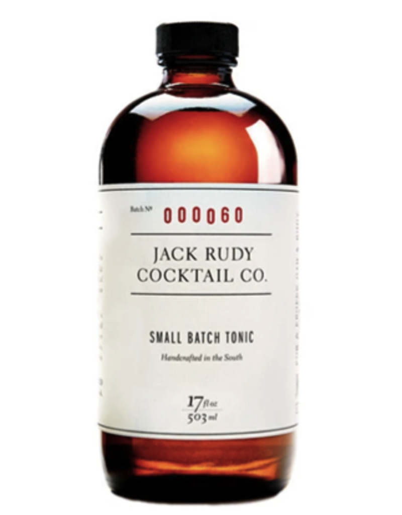 Jack Rudy Jack Rudy Small Batch Tonic Syrup  500 ml