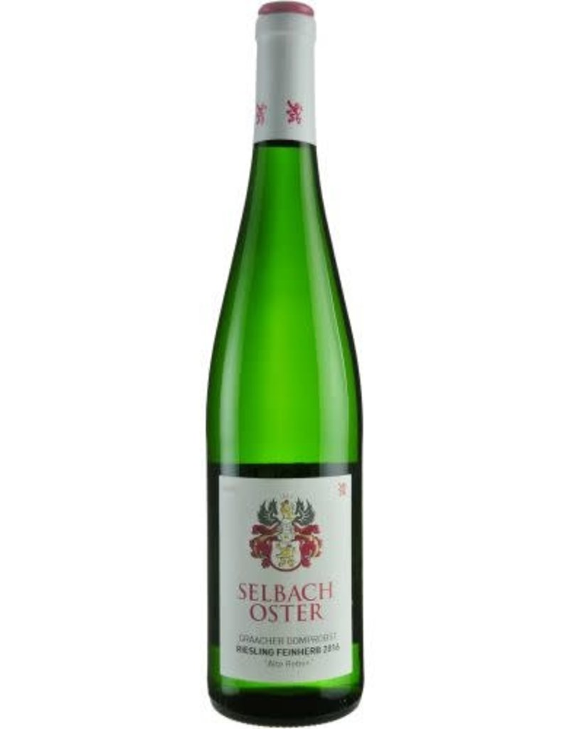 Selbach Oster 2016 Selbach Oster Riesling Feinherb Mosel  750 ml