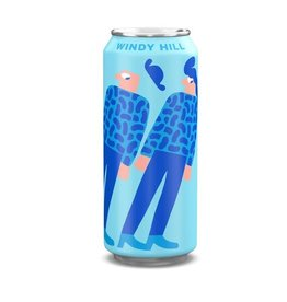Mikkeller Mikkeller San Diego Windy Hill Hazy IPA Can 4 pack 16 oz