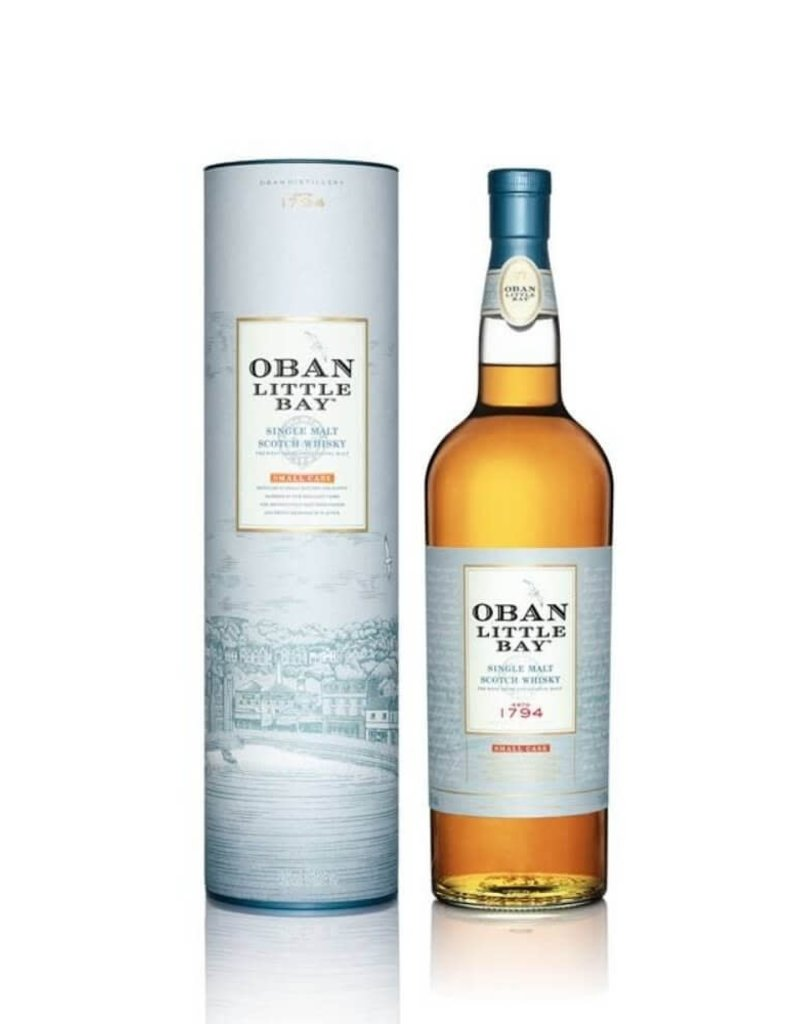 Oban Oban Little Bay West Highland Single Malt Scotch  750 ml