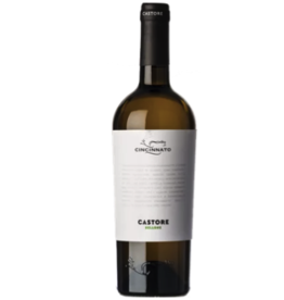 2018 Cincinnato Castore Bellone Bianco 750 ml