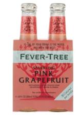 Fever Tree Fever Tree Sparkling Pink Grapefruit  4 pack 200 ml