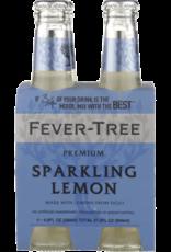 Fever Tree Fever Tree Sparkling Lemon 4 pack 200 ml