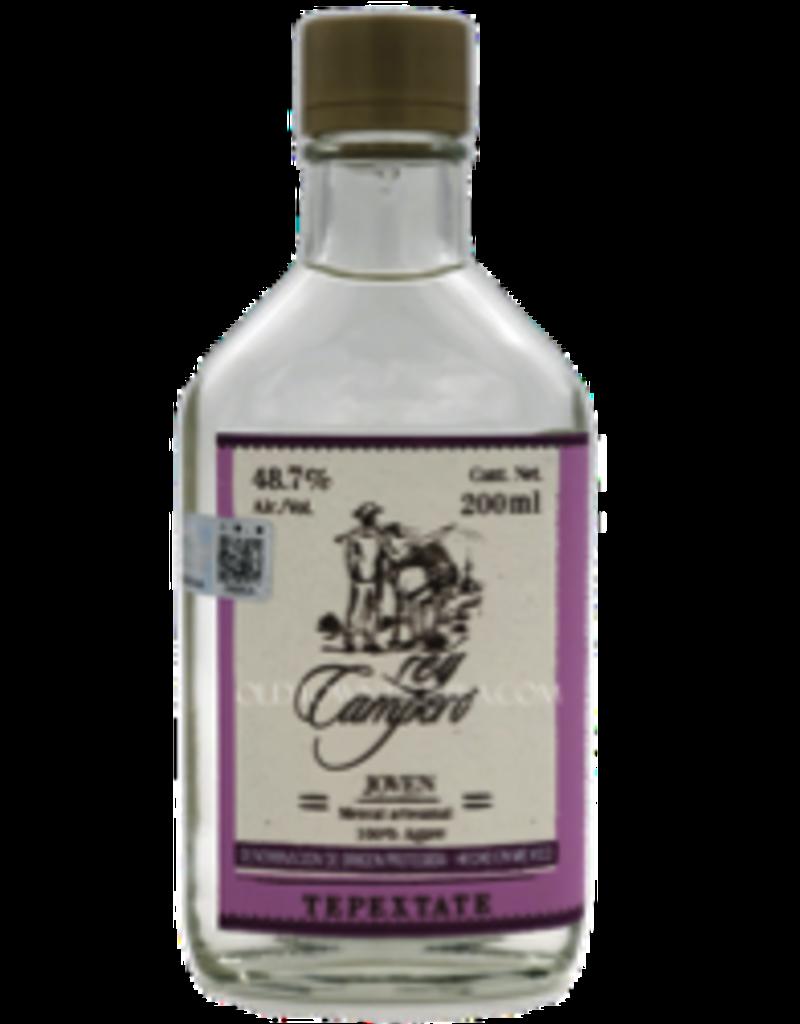 Campero Rey Campero Tepextate Mezcal  200 ml