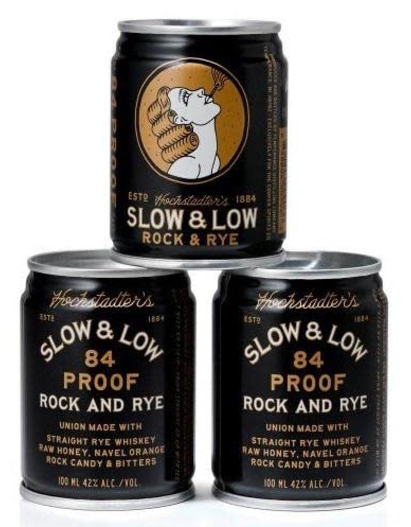 Hochstadter's Slow and Low Rock & Rye  100 ml