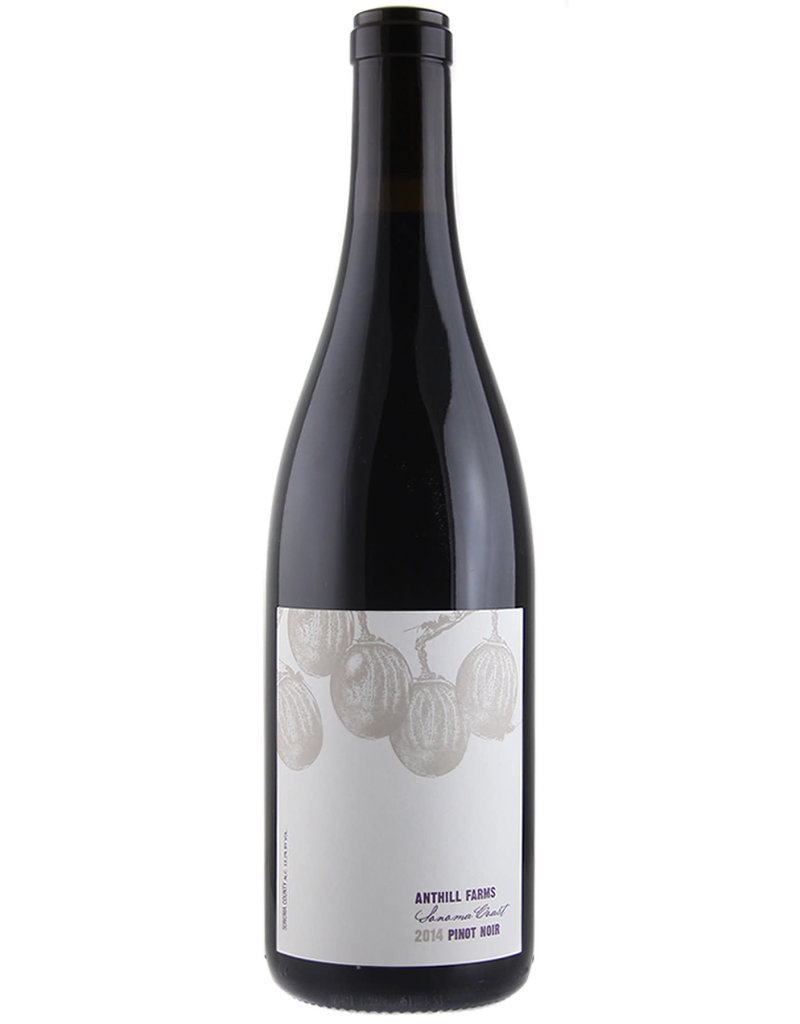 Anthill Farms 2017 Anthill Farms Pinot Noir Sonoma Coast 750 ml