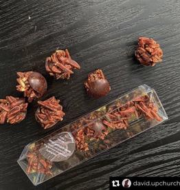 DU Chocolates Almond Rocher 6-piece