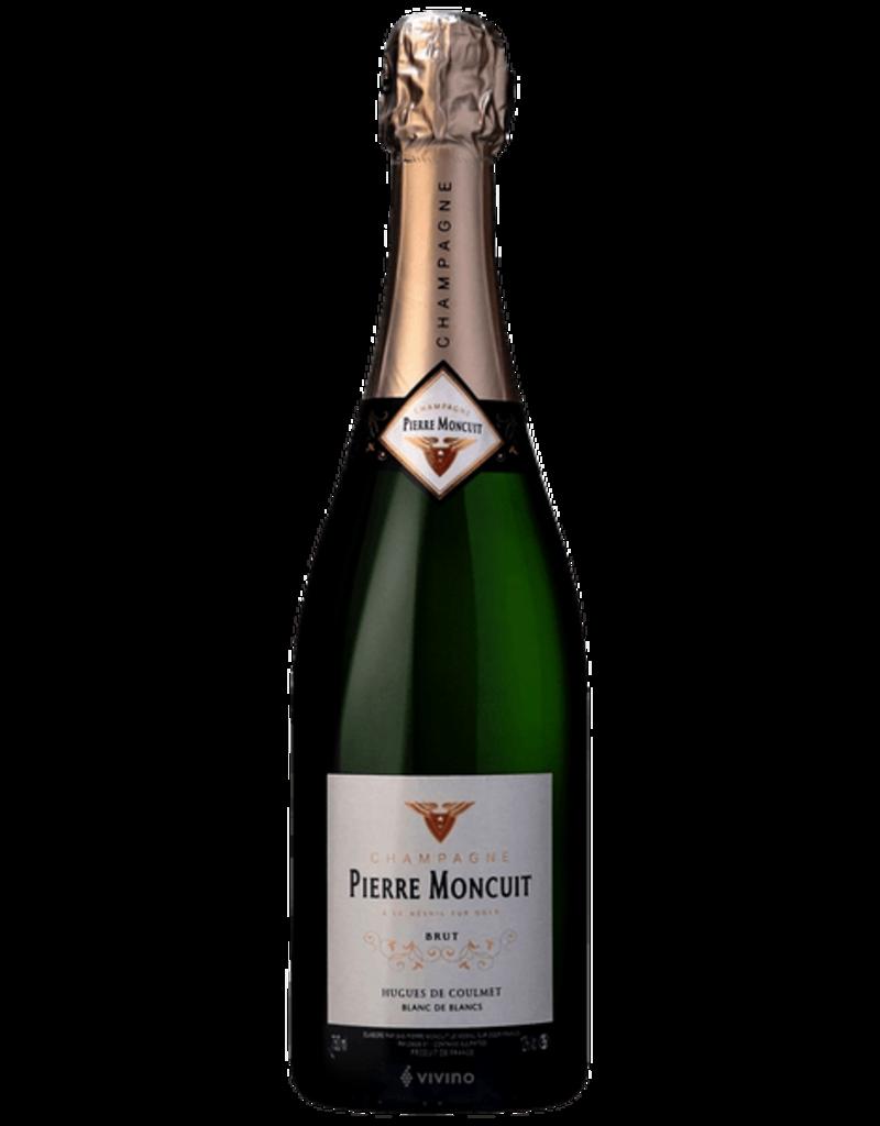 Moncuit NV Moncuit Blanc de Blancs Huges de Coulmet Brut Champagne  750 ml