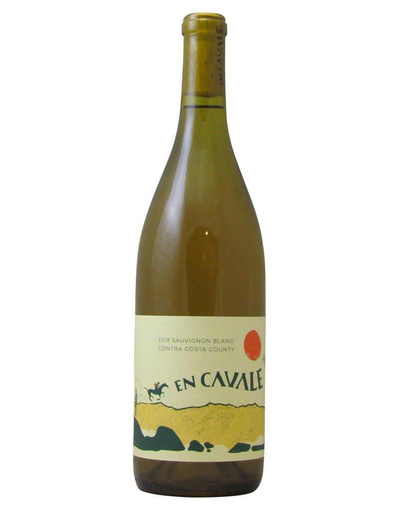 2020  En Cavale Sauvignon Blanc Contra Costa County 750 ML