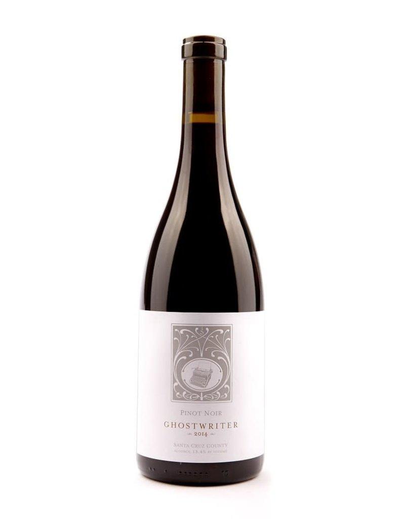 2018 Ghostwriter Pinot Noir Santa Cruz County 750 ml