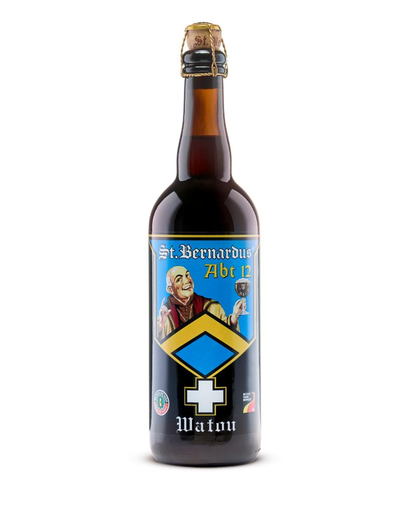 Saint Bernardus Saint Bernardus Abt12 Quad  750 ml