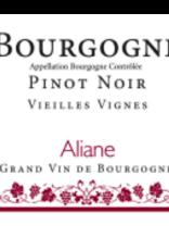 Aliane Wines 2018 Aliane Bourgogne Rouge  Vieilles Vignes 750 ml