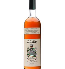 Willet Willett Family Estate 4 year old Rye  750 ml