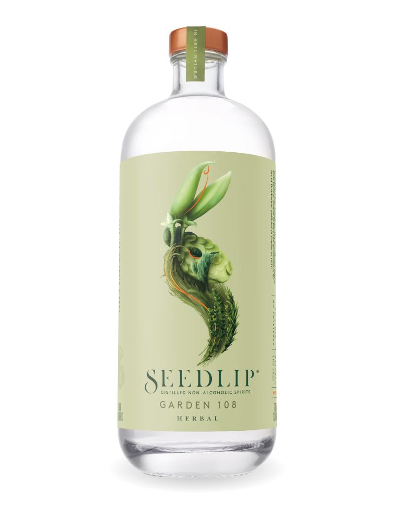 Seedlip Non-Alcoholic Seedlip Garden Spirit  700 ml