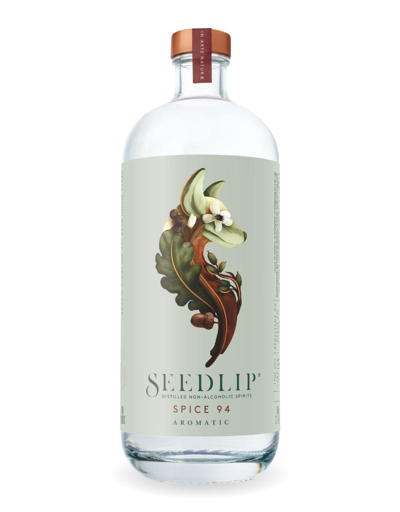 Seedlip Non-Alcoholic Seedlip Spice 94 Spirit  700 ml