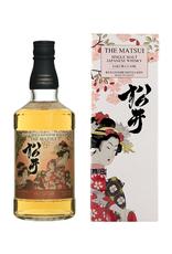 Matsui Sakura Cask Aged Japanese Single Malt Whisky 750ml