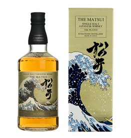 Matsui The Peated Japanese Single Malt Whisky 750ml