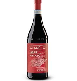 Vajra 2019 G.D. Vajra Clare JC Langhe Nebbiolo  750 ml