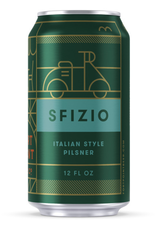 Fort Point Fort Point Beer Co. Sfizio Italian Style Pilsner Cans  6 pack 12 oz