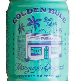 Golden Rule Spirits Margarita Original CAN 100 ml