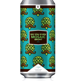 New Glory New Glory Do You Even Mosaic Broh? 4 pack 16 oz