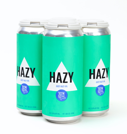 Temescal Brewing Hazy IPA 4 pack 16 oz