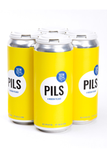 Temescal Brewing Pils 4 pack 16 oz