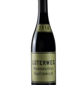 2016 Kolfok Guterweg Neckenmartker Blaufrankisch 750 ml