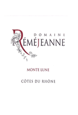 2018 Dom. Remejeanne Monte Lune Cotes-du-Rhone 750 ml