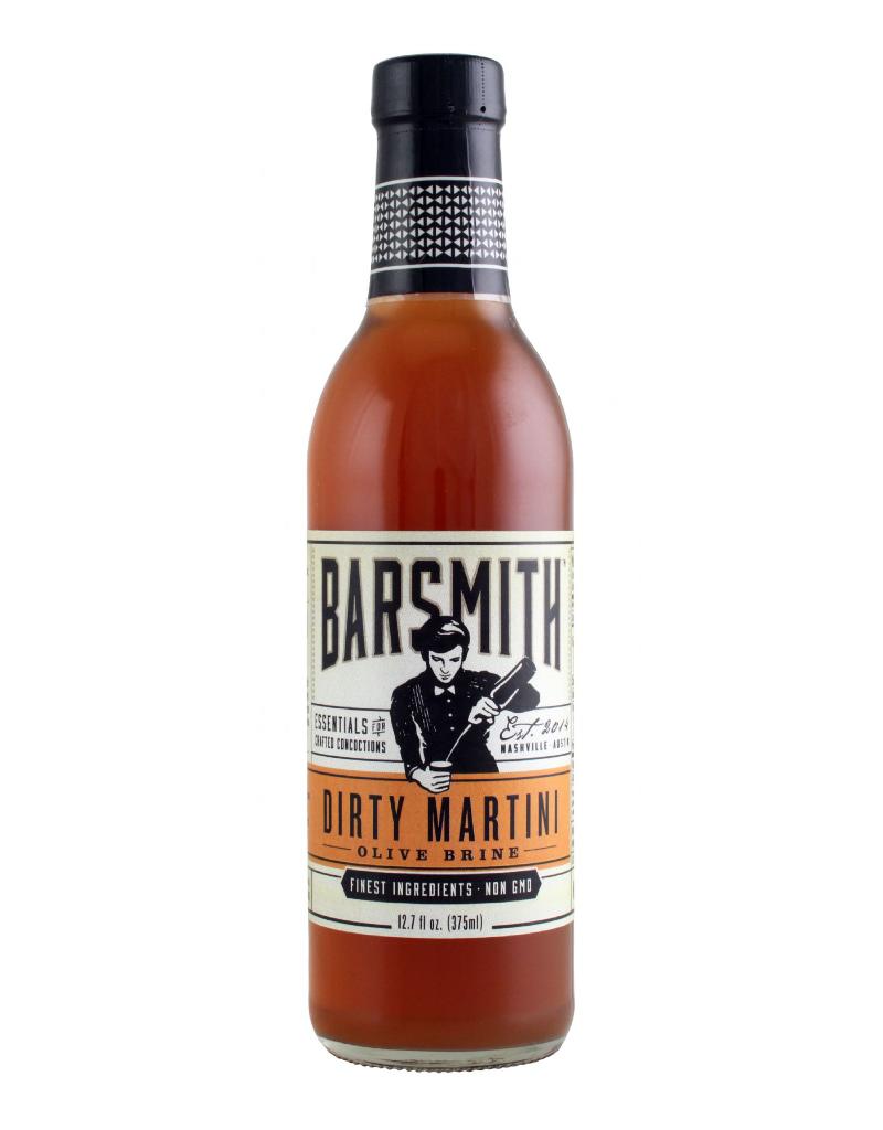 Barsmith Dirty Martini Olive Brine 375 ml