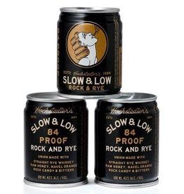 Hochstadter's Slow and Low Rock & Rye  100 ml