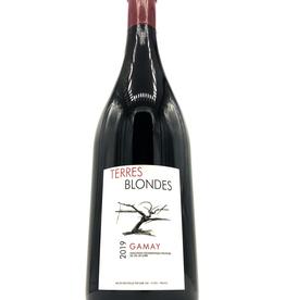 Terres Blondes 2019 Terres Blondes Gamay du Val de Loire  750 ml