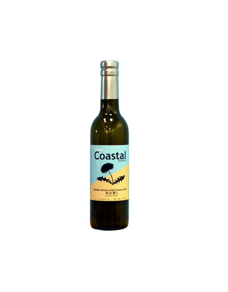 Sequoia Sake Sequoia Coastal Nigori Sake (375 ml)