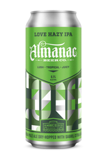 Almanac Almanac Love Hazy IPA  4 pack 16 oz