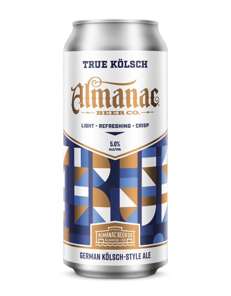 Almanac Beer Co. Almanac True Kolsch 4 pack 16 oz