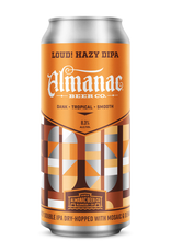 Almanac Beer Co. Almanac Loud! DIPA 4 pack 16 oz