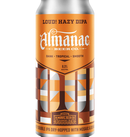 Almanac Almanac Loud! DIPA 4 pack 16 oz