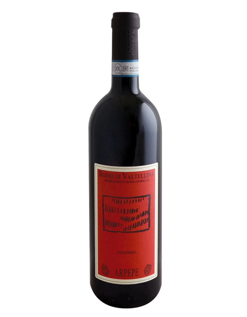ArPePe 2017 Arpepe Rosso di Valtellina DOC  750 ml