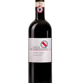 Rocca di Montegrossi 2017 Rocca di Montegrossi Chianti Classico  (375 ml)