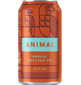Fort Point Fort Point Beer Co. Animal Tropical IPA Cans  6 pack 12 oz