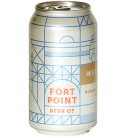 Fort Point Fort Point Beer Co. Westfalia Red Ale  6 pack 12 oz