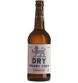 Dunkertons Dunkertons Dry Organic Cider (500 ml)