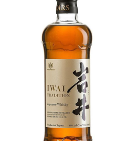 Mars Mars Shinshu Iwai Tradition Whisky  750 ml