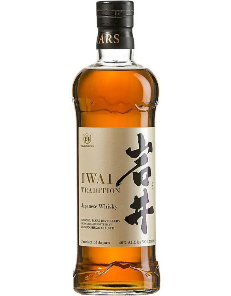 Mars Mars Shinshu Iwai Tradition Whisky  750 ml