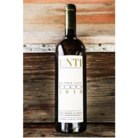 Unti 2019 Unti Vineyards Fiano Dry Creek Valley 750 ml