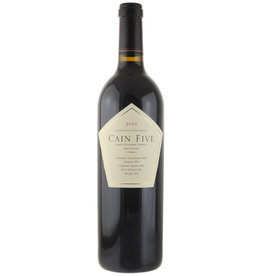 2015 Cain Five Napa Valley 750 ml