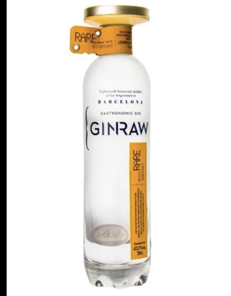 GinRaw Barcelona Gastronomic Gin 750 ml