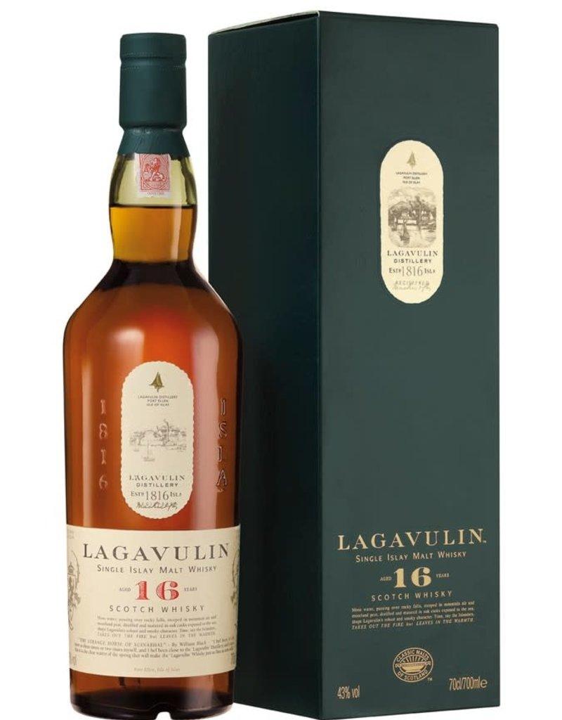 Lagavulin Lagavulin 16 Year Old Islay Single Malt Scotch 750 ml